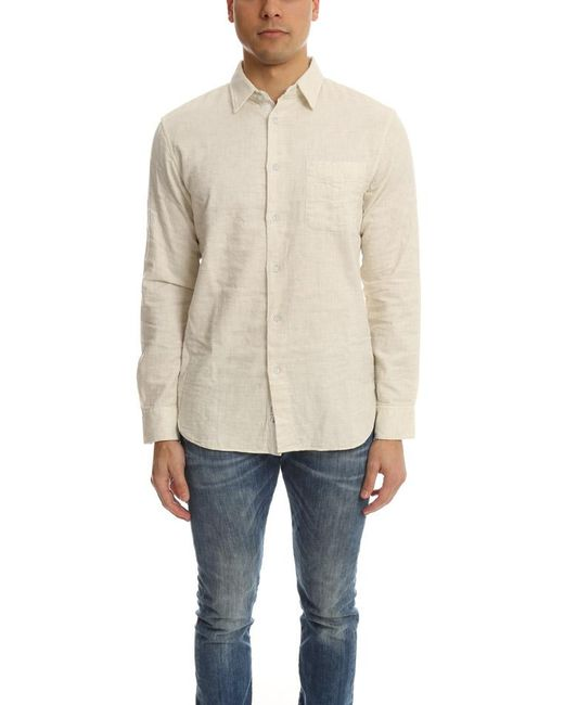 Rag & Bone - White Beach Shirt for Men - Lyst