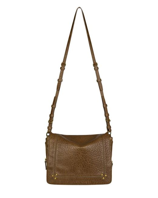 Jérôme Dreyfuss | Brown Igor Bubble Lambskin Bag | Lyst