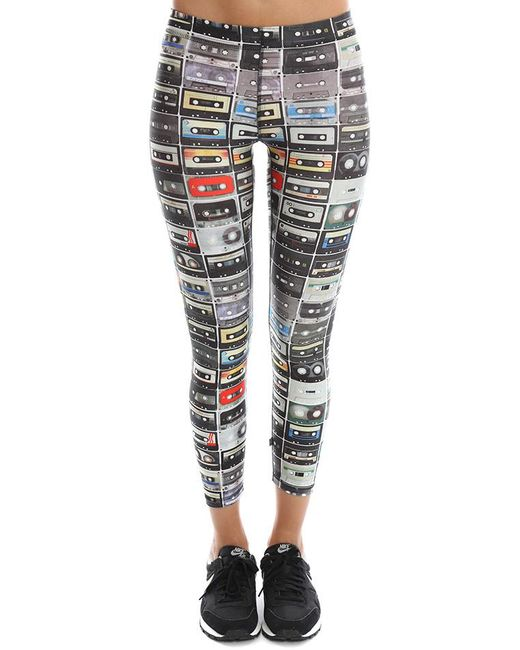 Terez - Multicolor Mixtape Leggings - Lyst