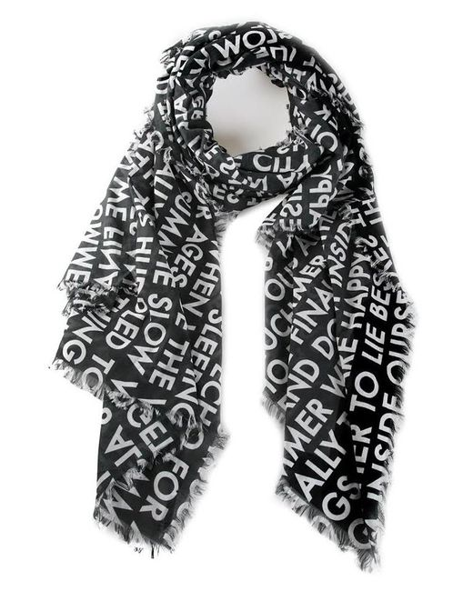 Each x Other - Black Pareo Scarf - Lyst