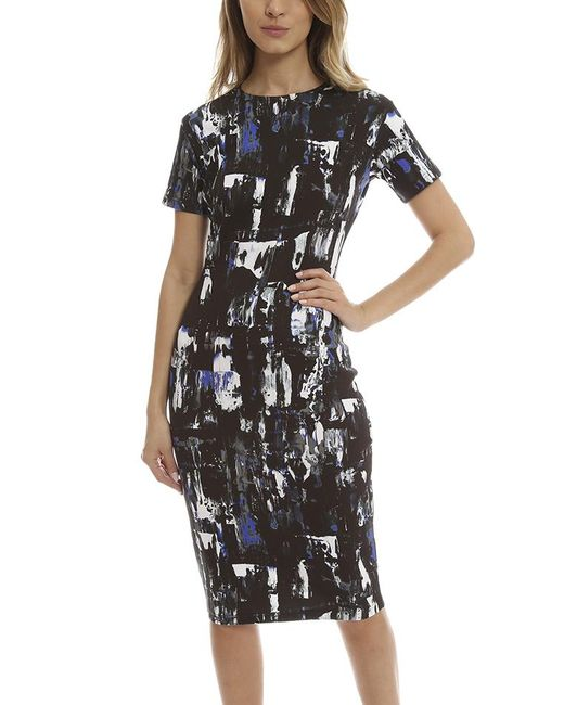 McQ Alexander McQueen | Multicolor Richter Dress | Lyst