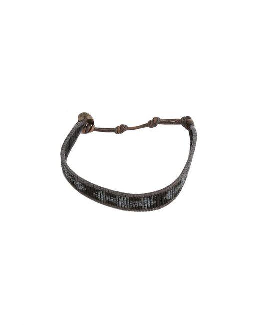 Chan Luu - Black Seed Bead Bracelet - Lyst