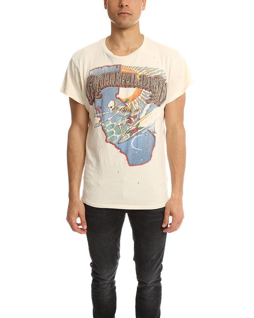 Madeworn rock Madeworn Grateful Dead Rick Griffin Tee in ...