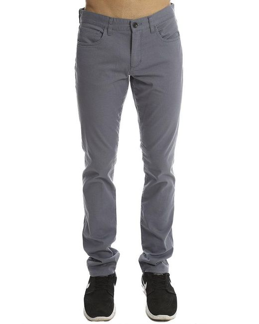 Vince - Gray Essential 5 Pocket Soho Trouser for Men - Lyst