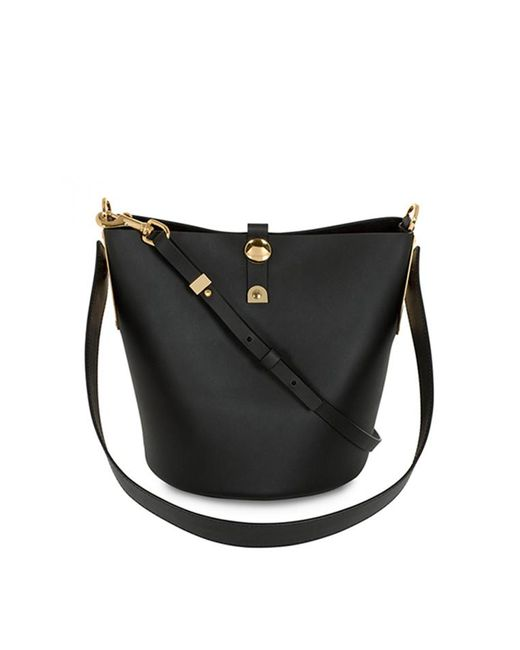 Sophie Hulme - Black Alwyne Bucket Bag - Lyst
