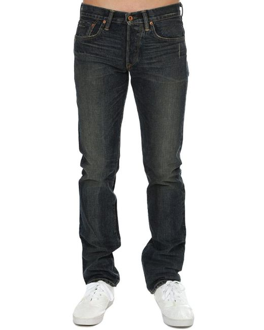 NSF - Blue Apache Straight Fit for Men - Lyst