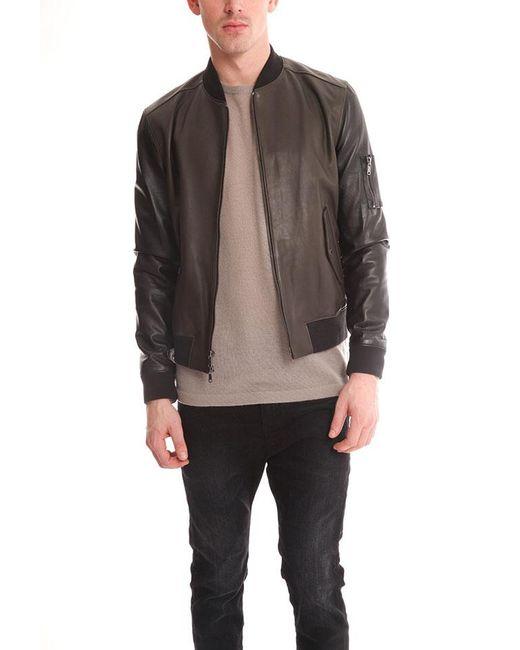 Todd Snyder | Green Calf Skin Jacket for Men | Lyst
