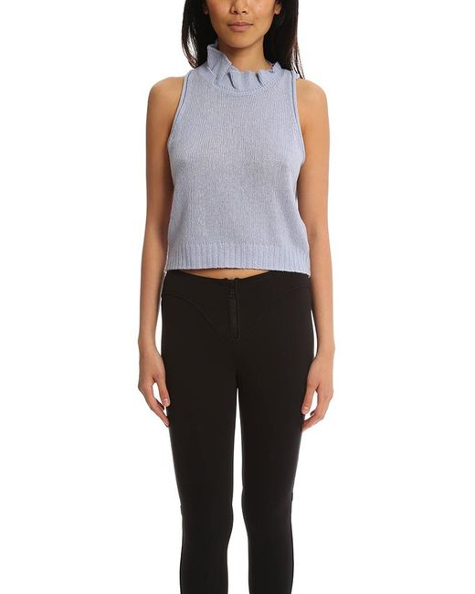 3.1 Phillip Lim - Gray Open Gauge Tank - Lyst