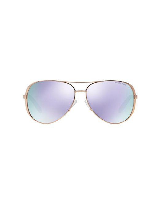 7e569fef8e42 Michael Kors Sunglasses Chelsea Mk5004 10034v 59mm - Lyst