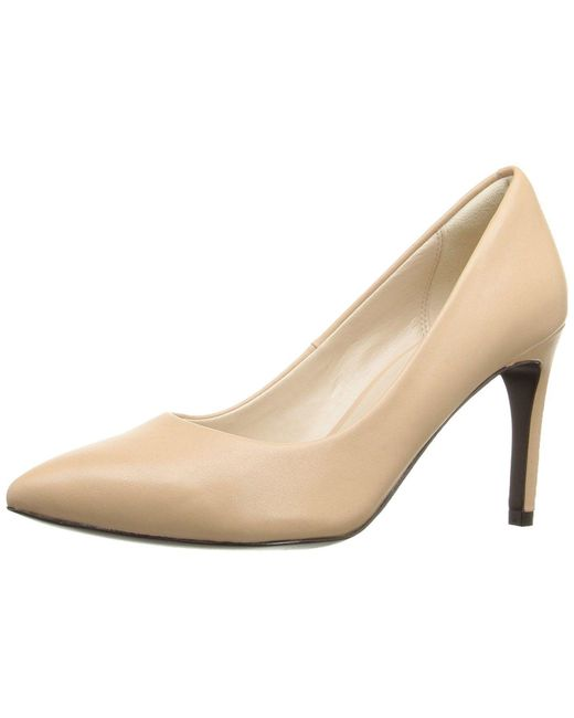 Lyst Cole Haan Donna Amelia Pumps Suede Pointed Toe Classic Pumps Amelia in marrone 194abf