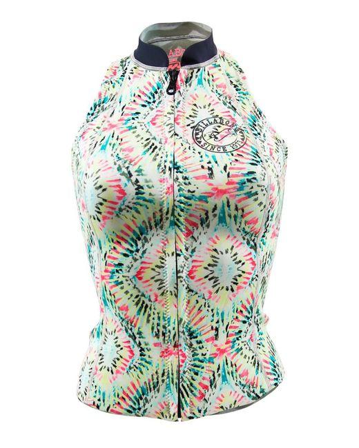 Billabong | Multicolored Neoprene Top Salty Dayz Vest | Lyst