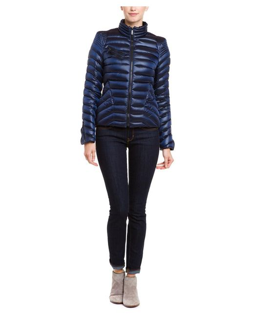 Dawn Levy | Blue 2 Bell Abyss Packable Down Jacket | Lyst