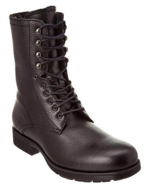 Aquatalia - Black Hayden Waterproof Leather Boot for Men - Lyst