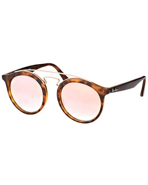 Ray-Ban - Multicolor Gatsby I Rb 4256 6267b9 49mm Matte Havana Fashion Sunglasses - Lyst