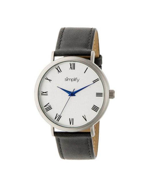 Simplify - Metallic Men's The 2900 Quartz Watch for Men - Lyst
