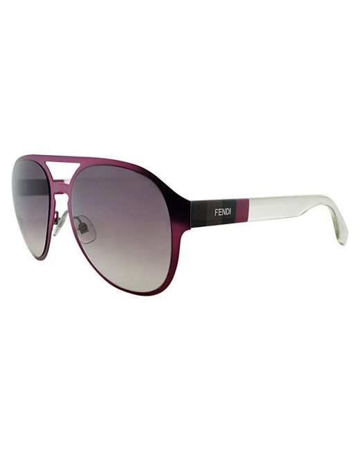 Fendi | Multicolor Women's Ff0082s 55mm Sunglasses | Lyst