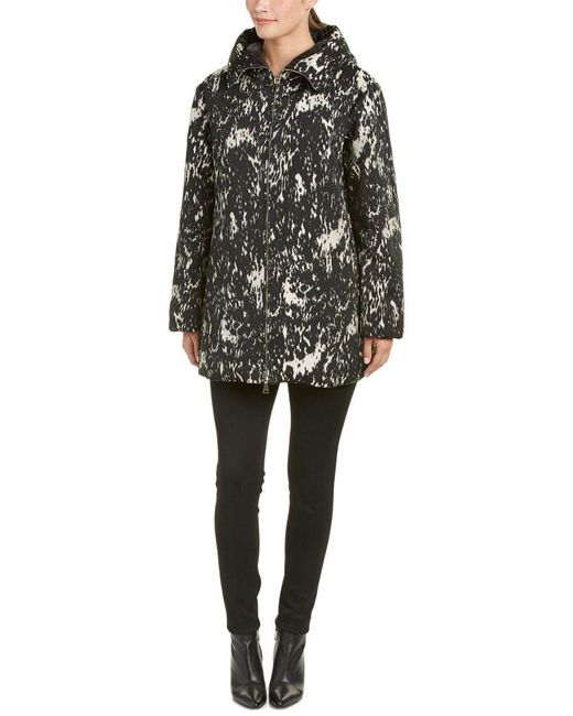 Moncler - Black Colliers Reversible Quilted Jacket - Lyst