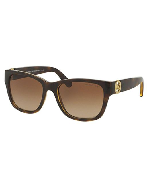 86e569580998b Michael Kors - Brown Mk6028 Tabitha Women Sunglasses - Lyst ...