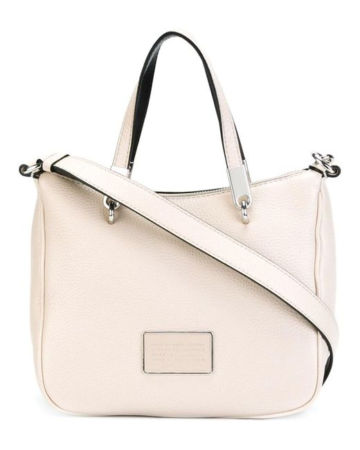 Marc By Marc Jacobs | Women's Pink Leather Shoulder Bag | Lyst