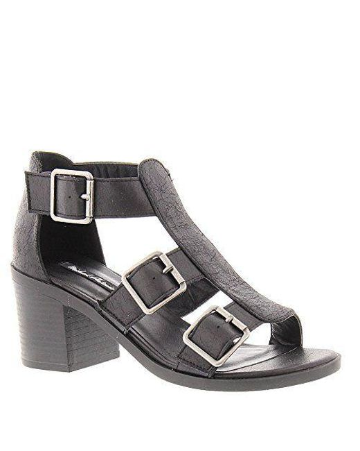 Michael Antonio - Black Sandy Women's Sandal - Lyst