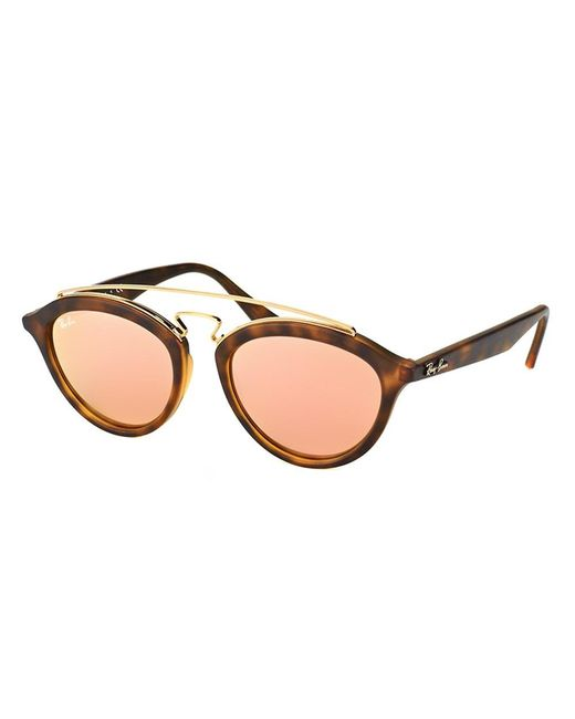 Ray-Ban - Metallic Gatsby Ii Fashion Plastic Sunglasses - Lyst