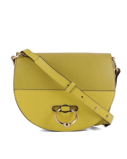 J.W. Anderson - Women's Yellow Leather Shoulder Bag - Lyst