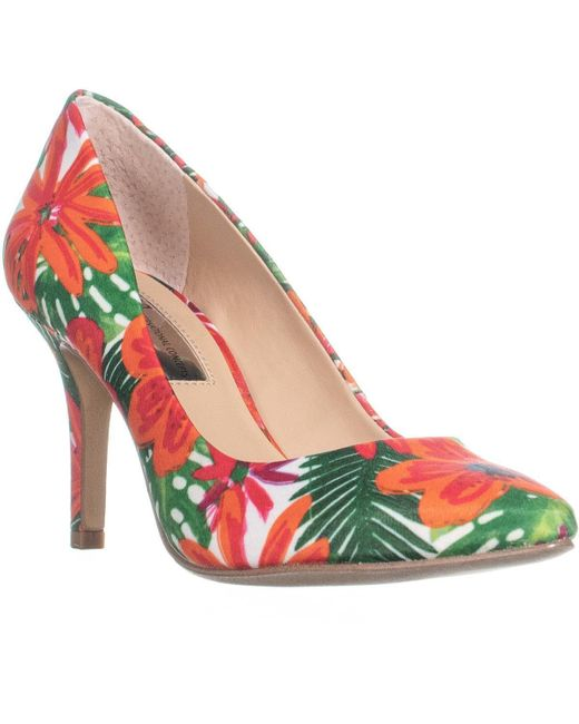 INC International Concepts - Multicolor I35 Zitah5 Pointed-toe Heels, Floral Multi - Lyst