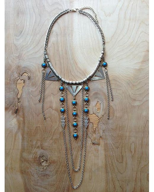 Love Leather | Multicolor Enchanted Princess Necklace | Lyst