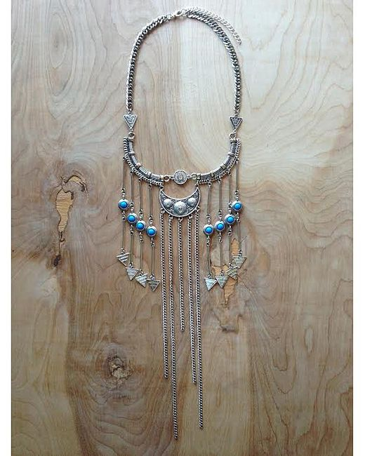 Love Leather | Multicolor Heavenly Twilight Necklace | Lyst