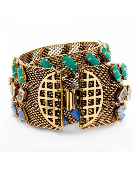 Nicole Romano | Brown Tsai Bracelet | Lyst