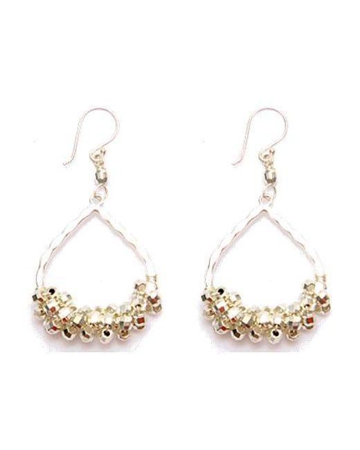 Nakamol | Multicolor Wishbone Earrings-silver/silver | Lyst