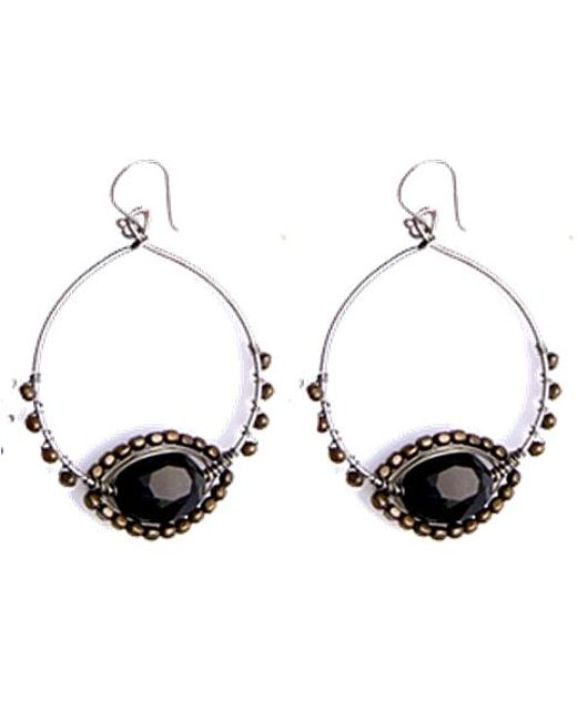 Nakamol | Multicolor Evil-eye Earrings | Lyst