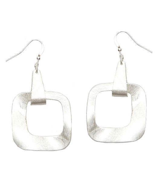 Nakamol | Multicolor Equilibrium Earrings-silver | Lyst