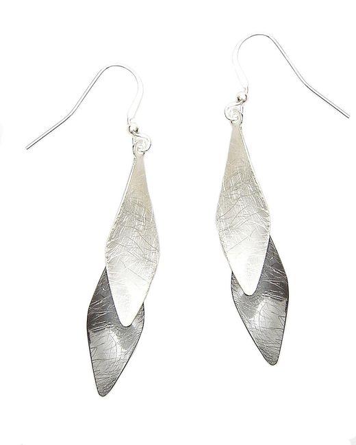 Nakamol | Multicolor Whiff Earrings-silver/gunmetal | Lyst