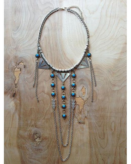 Love Leather   Multicolor Enchanted Princess Necklace   Lyst