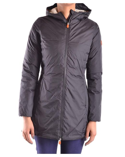 Save The Duck - Women's Mcbi269028o Black Polyamide Jacket - Lyst