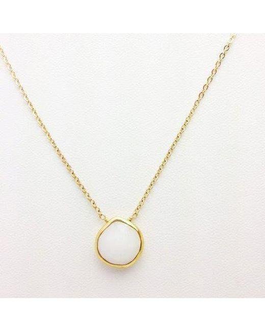 Blue Candy Jewelry | Sweet Tart White Onyx | Lyst