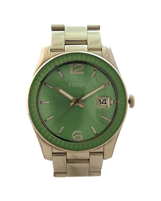 Fossil es3731p perfect boyfriend stainless steel watch in for Nice watch for boyfriend