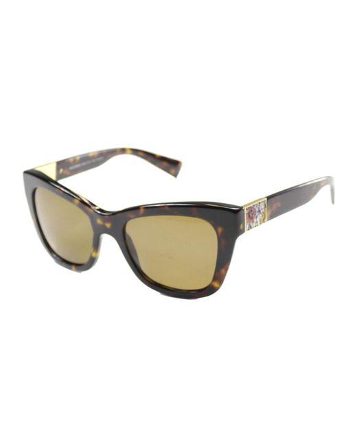Céline | Gray Rectangle Plastic Sunglasses | Lyst