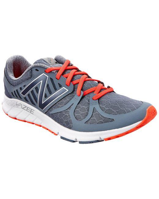 New Balance | Blue Men's Vazee Rush Running Shoe for Men | Lyst