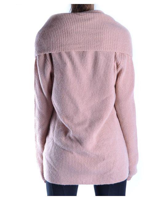 Blumarine Women's Pink Cashmere Sweater in Pink | Lyst