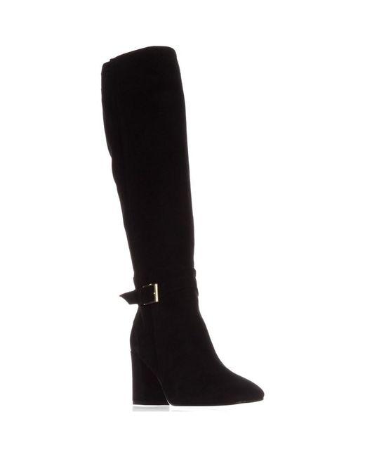Kate Spade - Oralie Knee High Boots, Black - Lyst