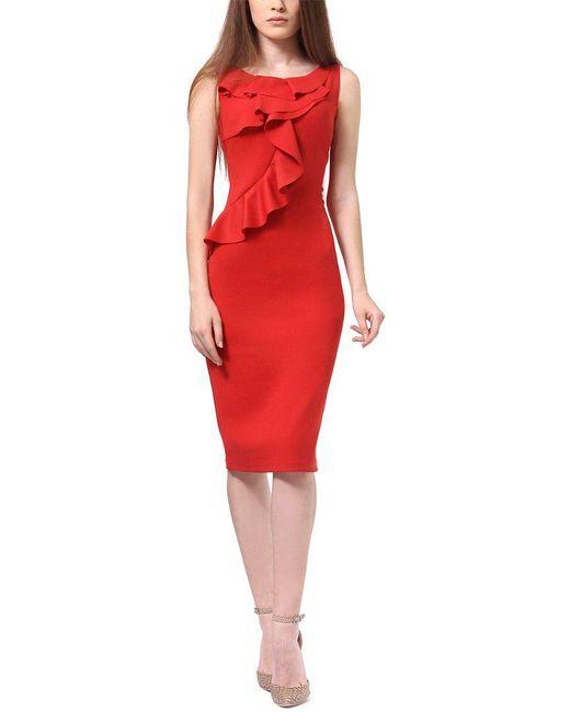 LADA LUCCI - Red Dress - Lyst