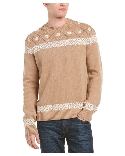 Façonnable | Multicolor Marmot Sweater for Men | Lyst