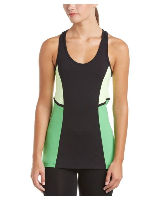 90 Degree By Reflex Yoga Tank Top In Black