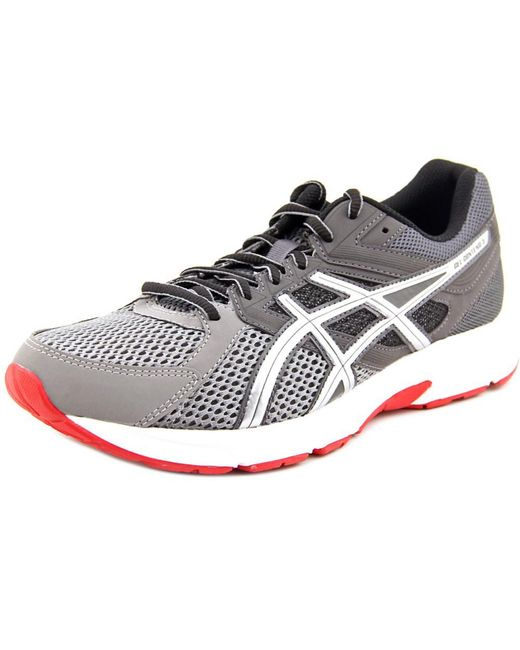 Asics | Gel-contend 3 Men Round Toe Synthetic Gray Running Shoe for Men | Lyst