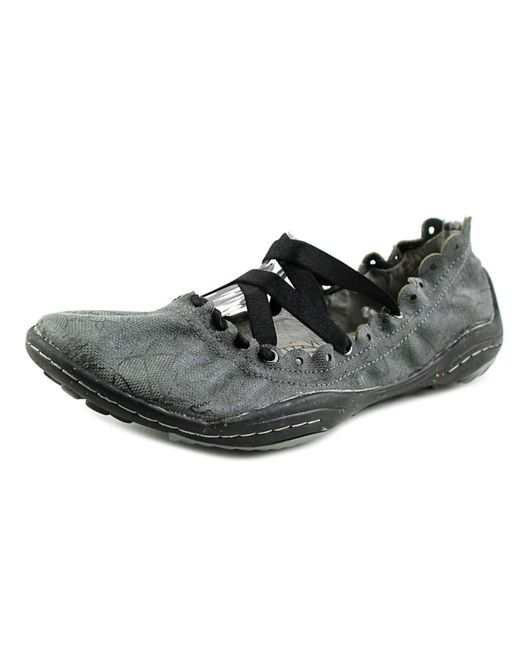 Jambu | Gray Kettle Too Women Round Toe Leather Mary Janes | Lyst