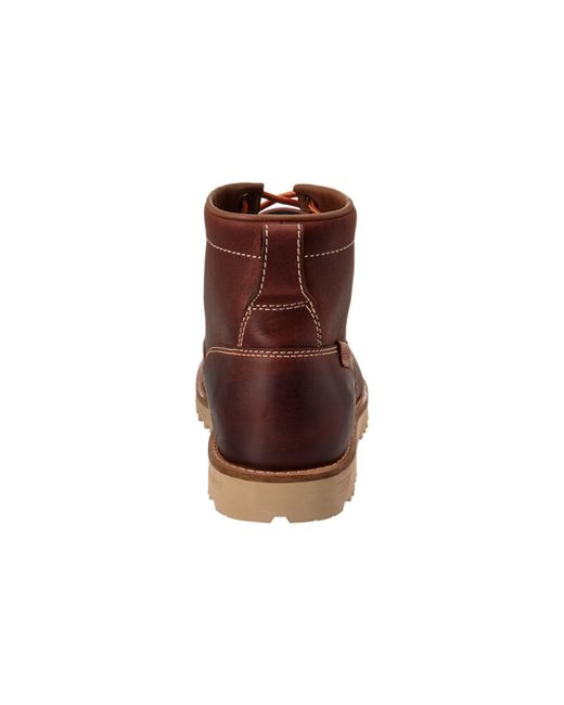keen s the 59 leather boot in brown for lyst