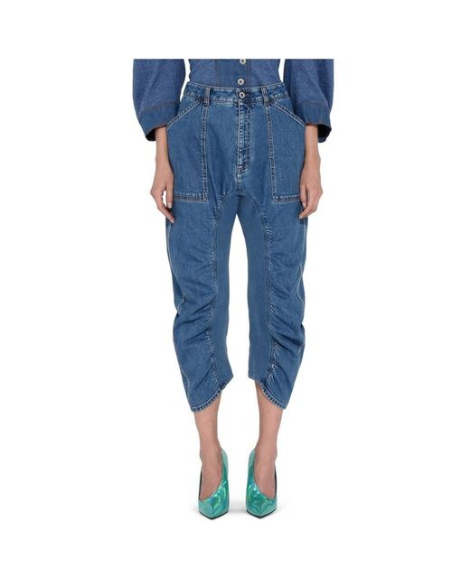Stella McCartney | Blue Xenia Jeans | Lyst