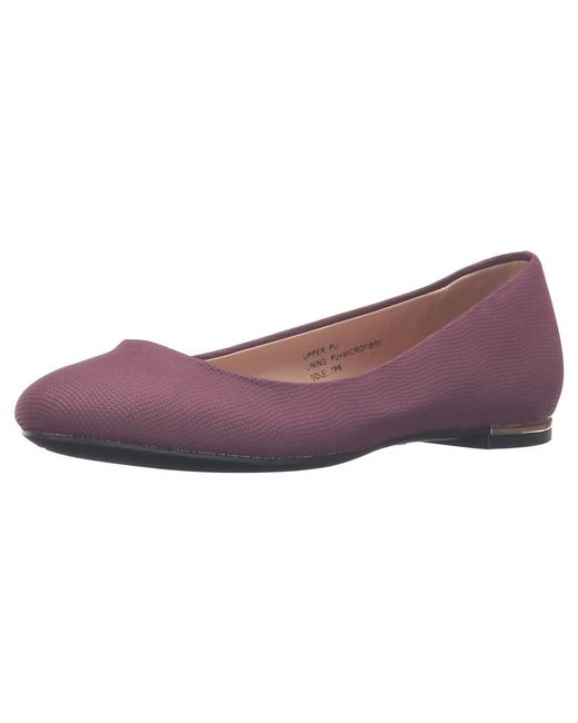 Call It Spring | Purple Women's Fibocchi Ballet Flat | Lyst